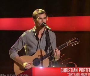 """Christian Porter - """"Sexy and I Know It"""""""