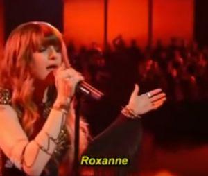 """Juliet Simms - """"Roxanne"""""""