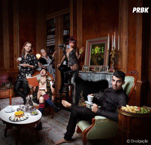 Banda DNCE lança o primeiro CD da carreira no dia 18 de novembro