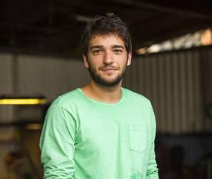 """Humberto Carrão interpreta o programador e hacker Davi, em """"Geração Brasil"""""""