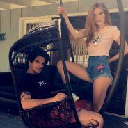"""Bella Thorne e Tyler Posey, de """"Teen Wolf"""", assumem romance publicamente. Saiba tudo!"""