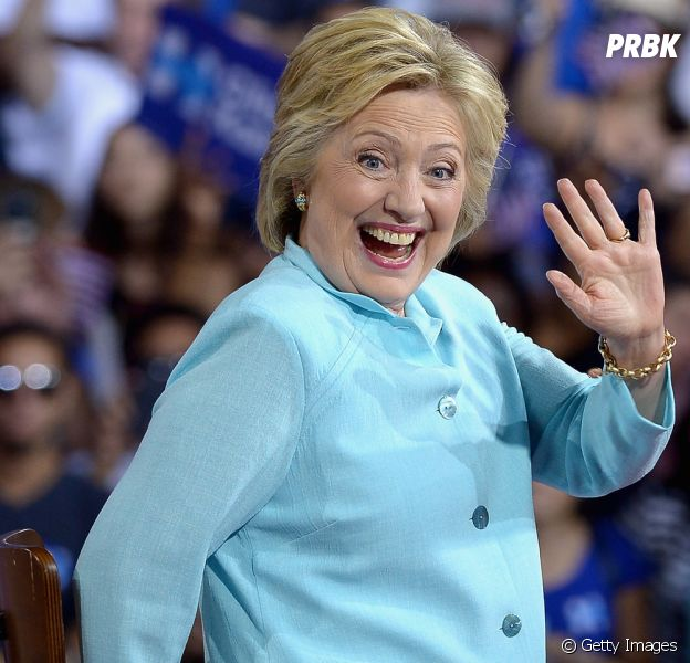 Candidata à Presidência dos EUA, Hillary Clinton tem o apoio de diversas celebridades. Saiba quais!