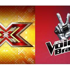 """Reality """"X Factor Brasil"""" ou """"The Voice Brasil""""? Qual programa musical é o melhor da TV brasileira?"""