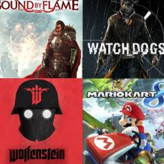 """Jogo rápido: """"Watch Dogs"""", """"Mario Kat 8"""" e outros lançamentos de maio"""