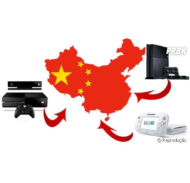 Video games voltam a ser vendidos na China