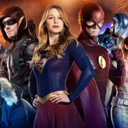 "Crossover de ""Arrow"", ""The Flash"", ""Supergirl"" e ""Legends of Tomorrow"" será fiel aos quadrinhos!"