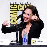 """Filme """"Liga da Justiça"""": Gal Gadot, a Mulher-Maravilha, compara personagens com atores!"""