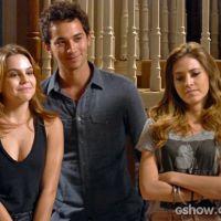 """Em """"Malhação"""": Sofia e Sidney se desentendem mais uma vez!"""