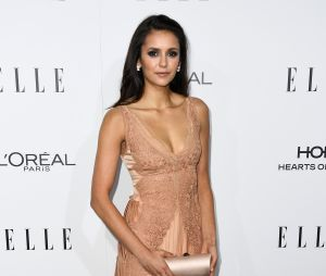 ELLE Women In Hollywood Awards 2016 tem a presença de Nina Dobrev