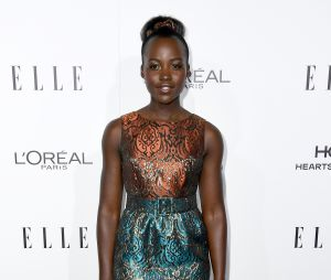 Lupita Nyong'o foi uma das homenageadas no ELLE Women In Hollywood Awards 2016