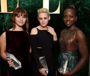 ELLE Women In Hollywood Awards 2016 tem Felicity Jones, Kristen Stewart e Lupita Nyong'o