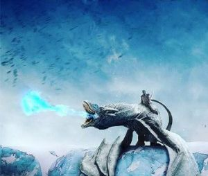 """Em """"Game of Thrones"""", Rei da Noite cria dragão zumbi!"""