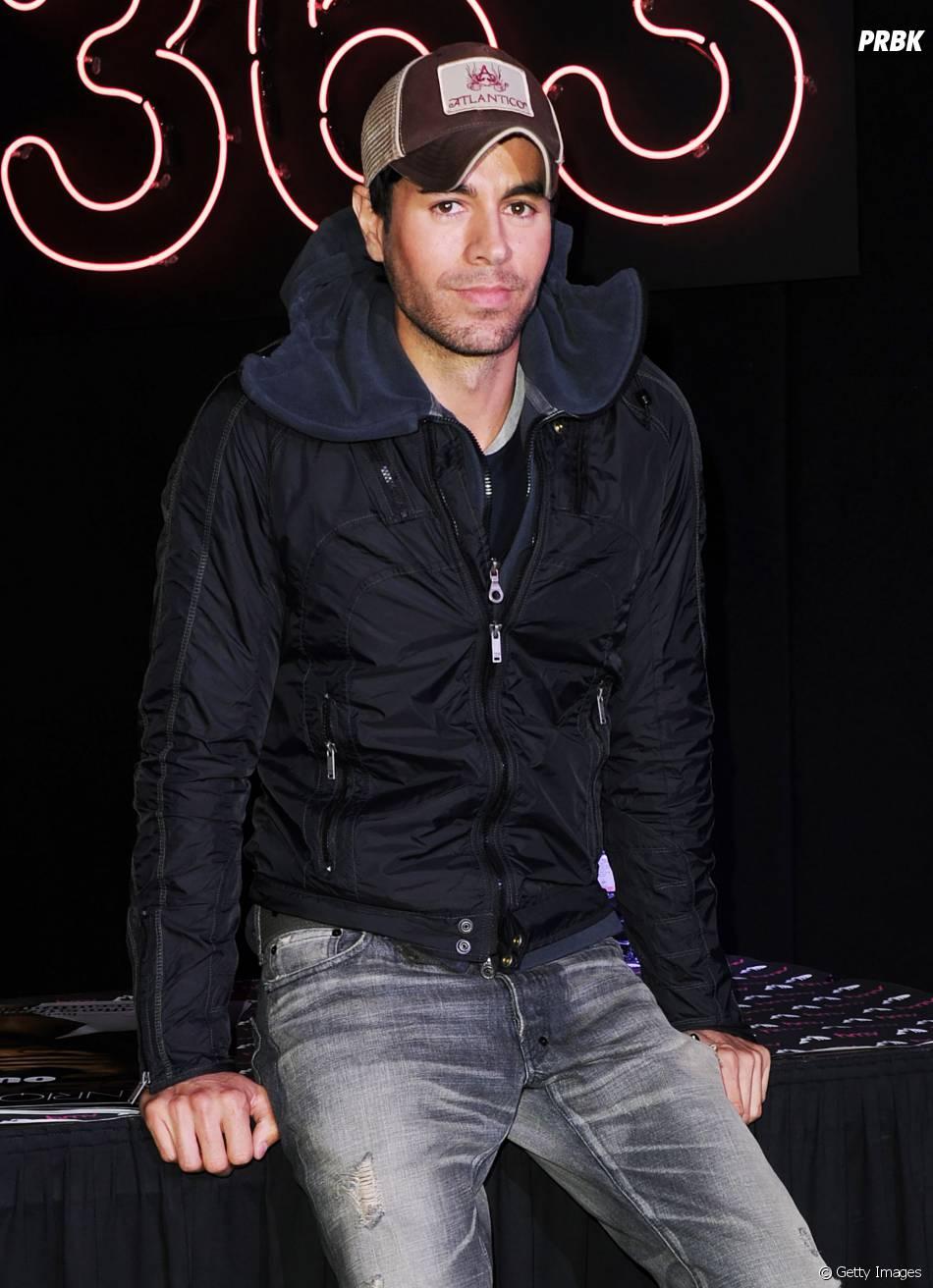 """""""Bailando"""" faz parte do álbum """"Sex + Love"""", de Enrique Iglesias"""