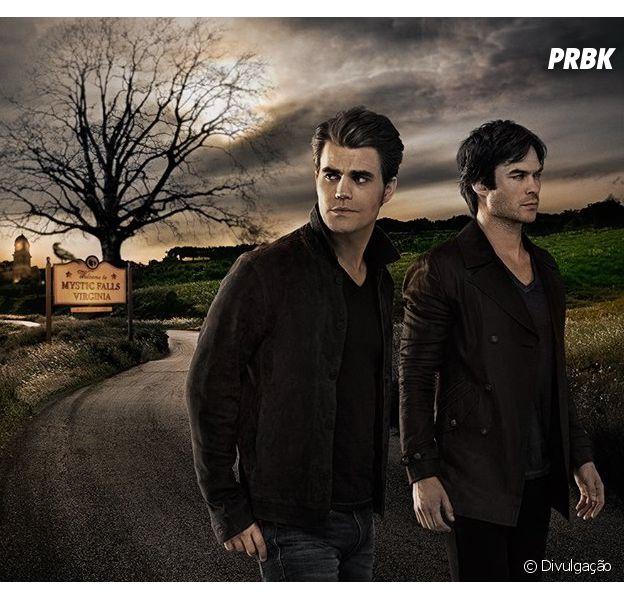 """Em """"The Vampire Diaries"""", mortes intensas vão acontecer na 8ª e última temporada!"""