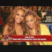 Briga entre irmã de Beyoncé e Jay Z ganha memes na internet