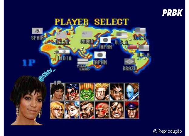 Novo personagem desbloqueado em Street Fighter!