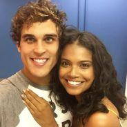 """Novela """"Malhação"""": Felipe Roque fala sobre sua amizade com Aline Dias e restante do elenco!"""