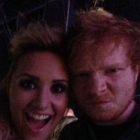 Ed Sheeran e Demi Lovato juntos? Cantor confirma parceria musical em entrevista