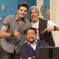 "Luan Santana participará do programa ""Vai que Cola"" de Paulo Gustavo!"