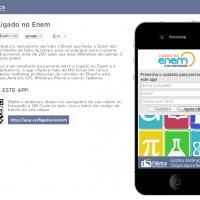 Na contagem regressiva! App facilita na hora de estudar para o Enem 2013