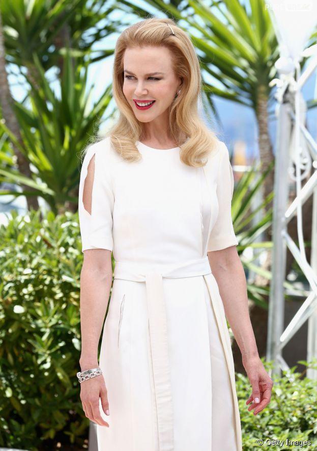 "Nicole Kidman vive a atriz e princesa Grace Kelly no drama ""Grace de Mônaco"""