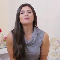 """Flávia Pavanelli, ex do cantor Biel, vai falar sobre relacionamento no seu primeiro livro: """"Ansiosa"""""""