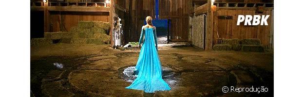 """Frozen"" marca presença em Once Upon a Time"