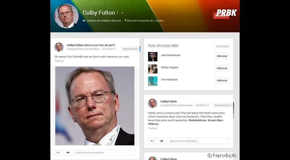 Usuários fazem comentários sarcásticos a respeito da ferramenta do Google +