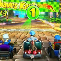 """O jogo """"Chaves Kart"""" vai ser lançado no 17 de junho"""