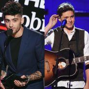Zayn Malik x Niall Horan: Quem roubou a cena no American Music Awards 2016?