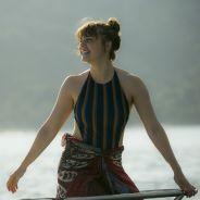 """Novela """"A Lei do Amor"""": Isabela (Alice Wegmann) desaparece no mar. Veja fotos das gravações!"""