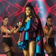 "Final do ""X Factor Brasil"" na Band teve show de Ludmilla"
