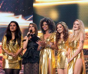 "A girlband Ravena ficou em terceiro lugar na final do""X Factor Brasil"""