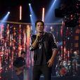 "O grupo Jota Quest cantou na final do ""X Factor Brasil"""