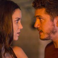 """Novela """"Rock Story"""": Júlia (Nathalia Dill) é ameaçada por Alex após plano dar errado!"""