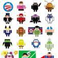 Logos customizadas do Android
