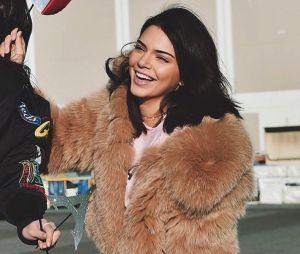 Kendall Jenner no Victoria's Secret Fashion Show: modelo já está em Paris para desfile
