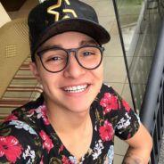 MC Gui publica foto de recuperação após acidente e recebe apoio dos fãs nas redes sociais