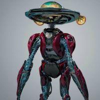 """De """"Power Rangers"""": novo Alpha 5 tem suas primeiras fotos divulgadas! Confira"""