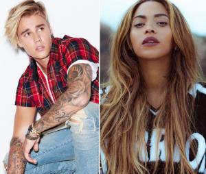 Justin Bieber e Beyoncé estão na lista de indicados para o Grammy Awards 2017