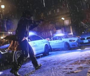 """A ação da polícia é um dos elementos que deixou a desejar em """"Watch Dogs"""" por não ter uma atuação realista"""