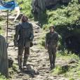 "As aventuras de Arya (Maisie Williams) ao lado do Cão de Caça (Rory McCann) chegaram ao fim em ""Game of Thrones""?"