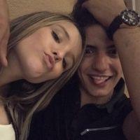 """Larissa Manoela e Matheus Pinheiro juntos? Suposto affair da atriz se declara: """"Mudou minha vida"""""""