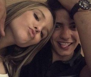 Larissa Manoela namorando com Matheus Pinheiro? Suposto affair da atriz se declara no Instagram!