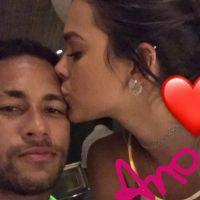 Bruna Marquezine e Neymar super apaixonados! David Brasil posta nova foto do casal e fãs piram