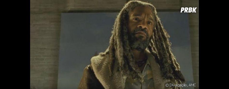 "Em ""The Walking Dead"",Ezekiel ( Khary Payton)  tentará se manter afastado de grandes confusões"