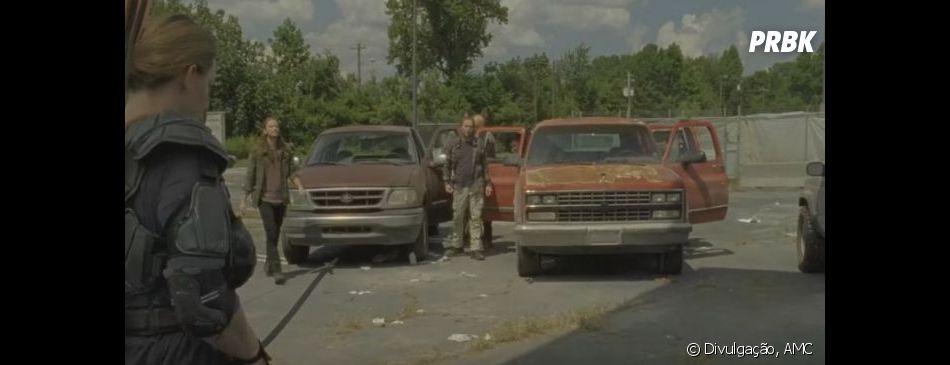 """A segunda parte da sétima temporada de """"The Walking Dead"""" promete!"""