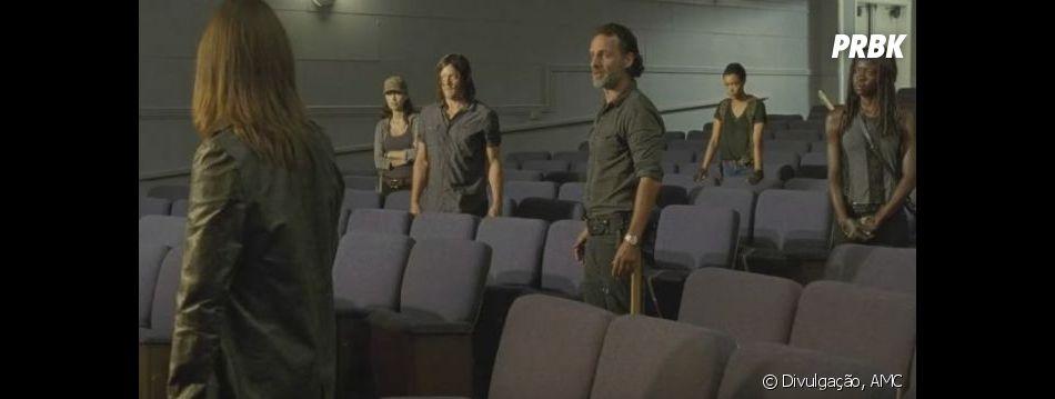 """Em """"The Walking Dead"""", nossos protagonista ainda irão passar por muitos perrengues"""