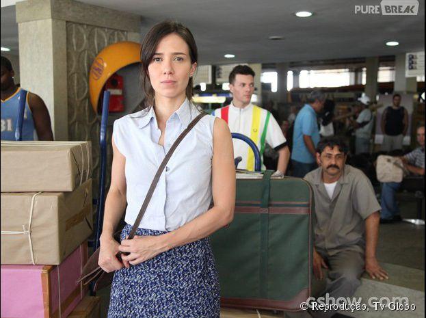 """Marjorie estiano está escalada para viver a vilã Cora na primeira fase da próxima novela da Globo, """"Império""""!"""