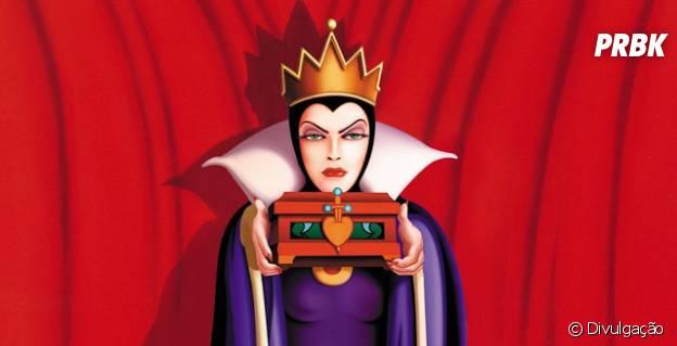 rainha má